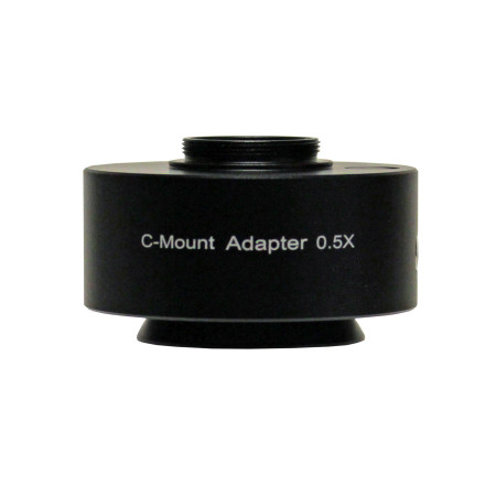 0.50x C-Mount Adapter Focus Adjustable
