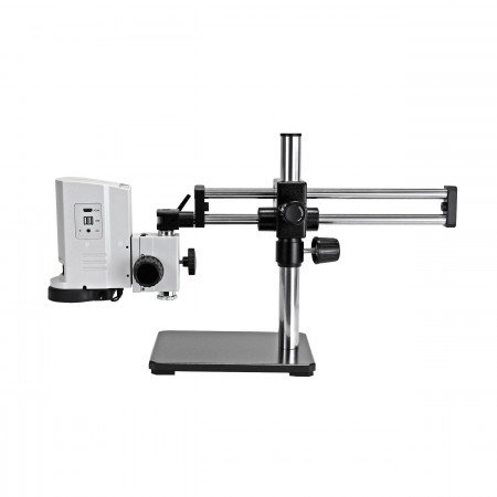 ZoomHD on Ball Bearing Boom Stand (drop post and focus mount included)