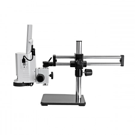 ZoomHD with Monitor and Ball Bearing Boom Stand