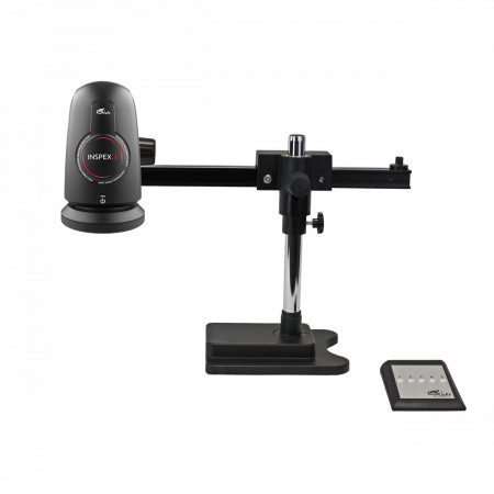 Inspex 3 Digital Microscope System with Gliding Boom Stand