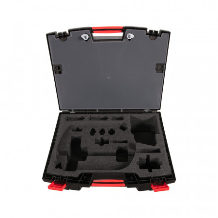 Hard Sided Carry Case for OMNI or INSPEX II with Plain Focus Stand