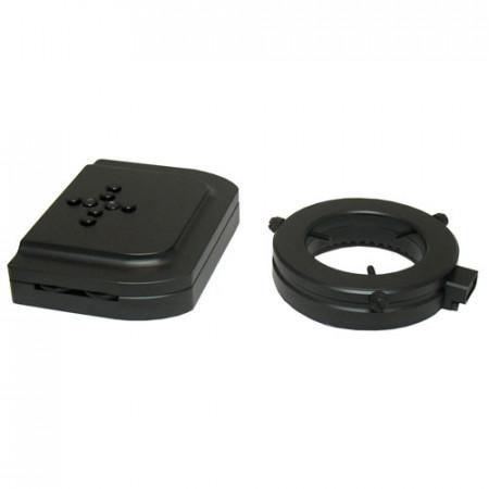 LED580 UV/Daylight Quadrant Ring Illuminator