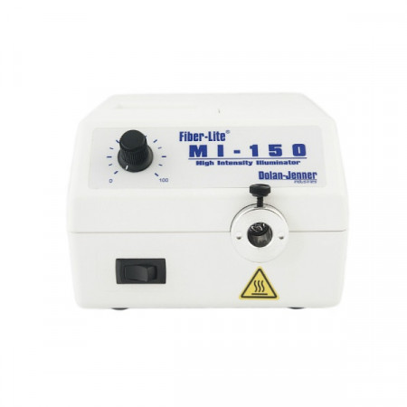 Dolan-Jenner MI-150 150W Fiber Optic Illuminator, No Light Guides or Ring Lights