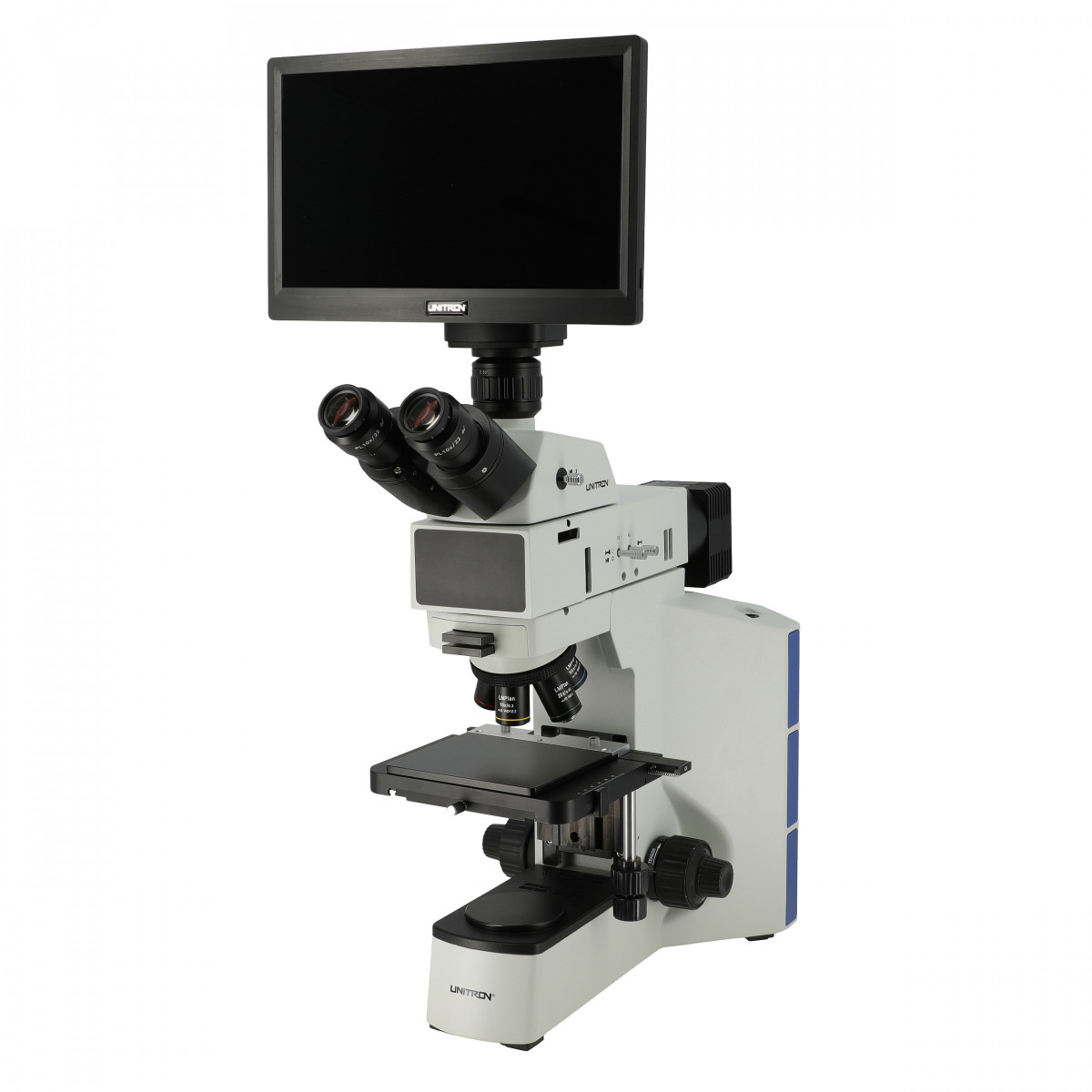 EXAMET-5 shown with optional Excelis HDS camera and monitor