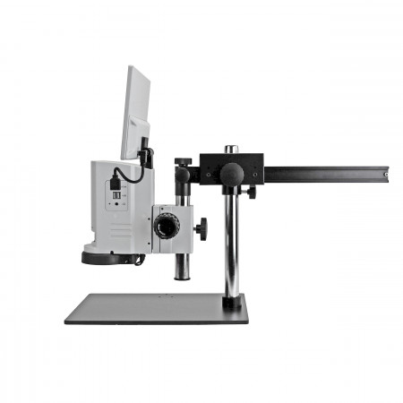 ZoomHD with Monitor and Gliding Boom Stand