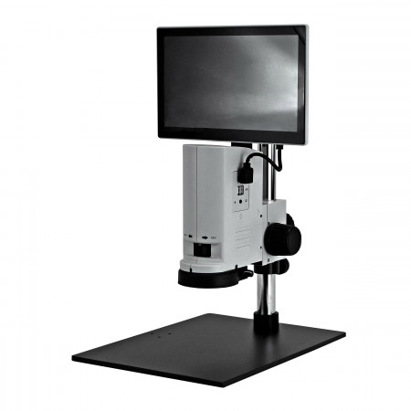 ZoomHD with Monitor and Pole Stand