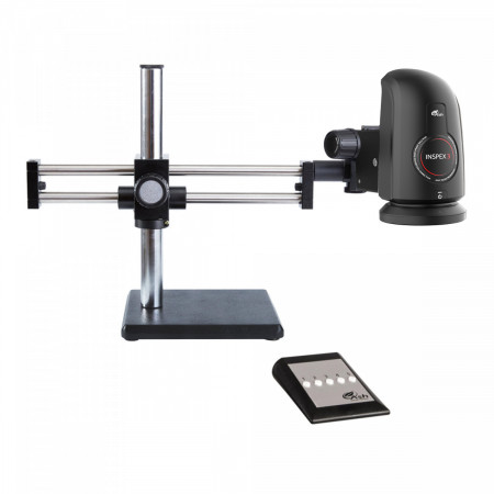 Inspex 3 Digital Microscope System with Ball Bearing Boom Stand