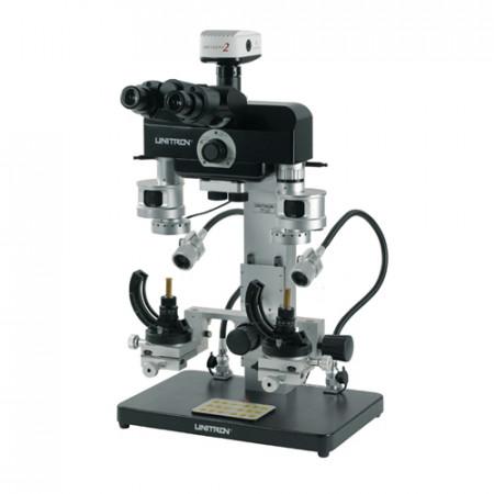 Comparison Forensic Macroscope with LED Goosenecks