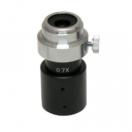 "0.70x C-Mount Adapter for 2/3"" CCD/CMOS Cameras"