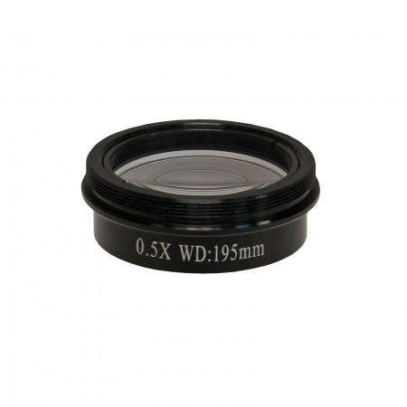 0.5x Reducing Auxiliary Objective Lens